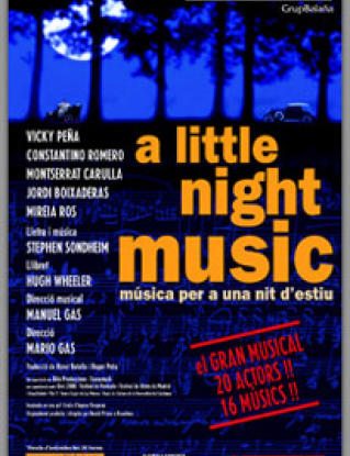 A little night music cartell
